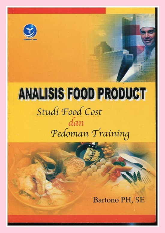 harga Analisis food product studi food cost dan pedoman training Tokopedia.com
