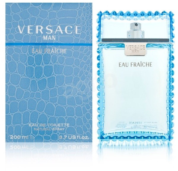 Versac* Eau Fraiche For Men Edt 200ml - [BIG SIZE]