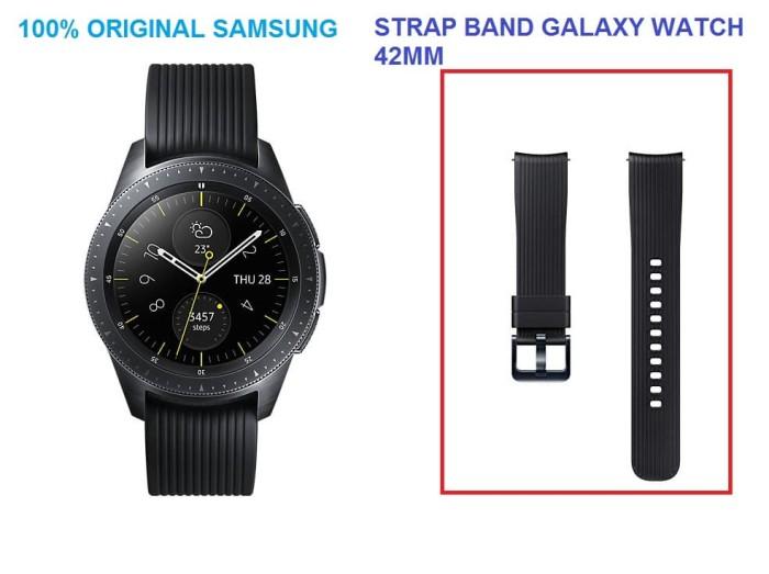 Jual Samsung Strap Band Gelang Galaxy Watch 42mm Gear S4 Original