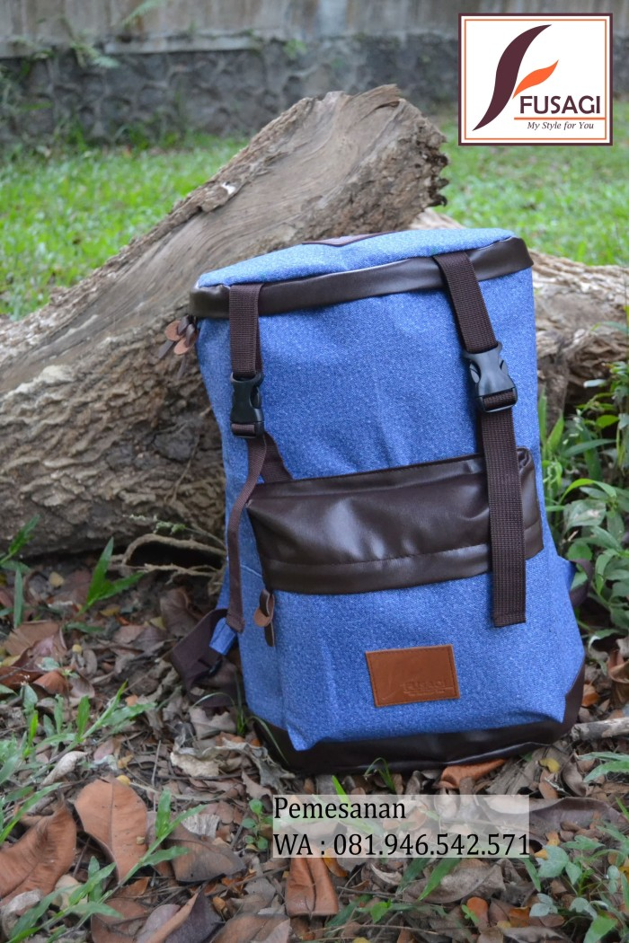 Jual Tas Ransel Pria Kulit - Tas Backpack Laptop yang Bagus - Tas ... f3c3534e2f