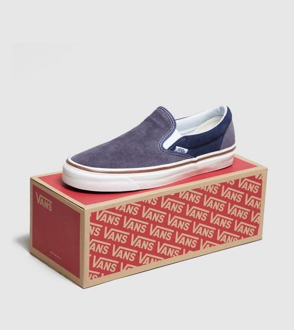 Jual Sepatu sneakers Vans Slip On 98 DX Cord blue VN0A3JEXUM5 ... c04f5096b