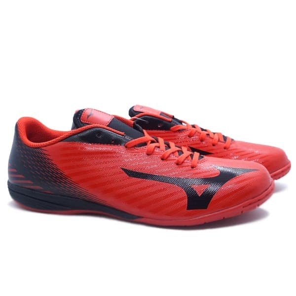 Jual Sepatu Futsal Mizuno Basara Sala Select IN (Flame Scarlet ... 4f8f608698