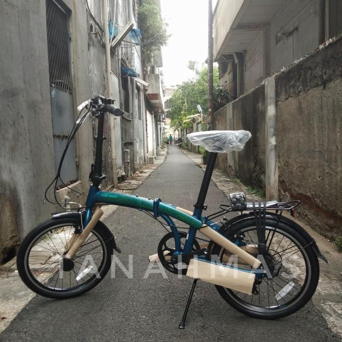 "Jual Sepeda Lipat Polygon 20"" URBANO 3.0 - Jakarta Barat"
