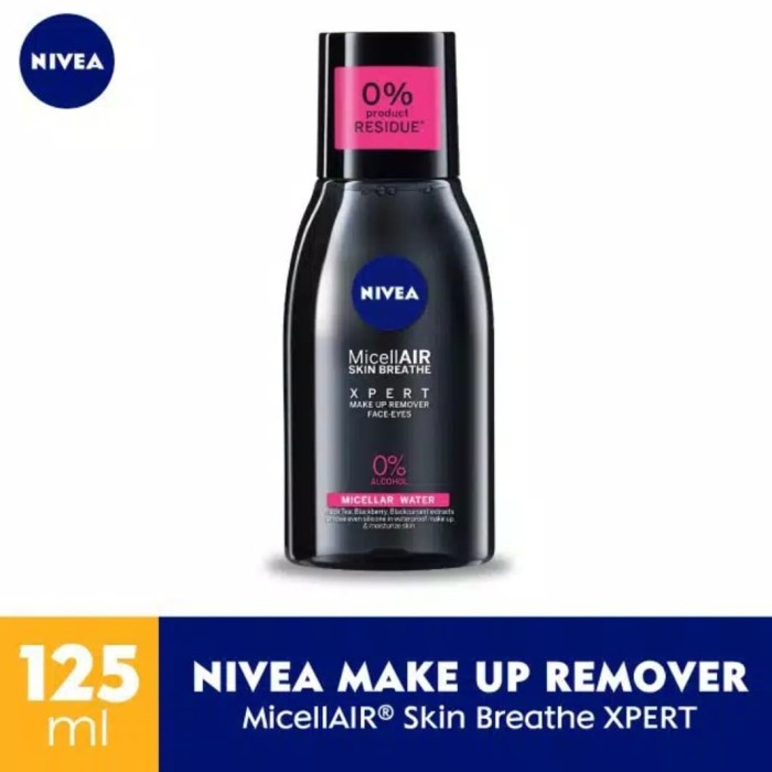 Image result for Nivea MicellAir Skin Breathe Expert Makeup Remover