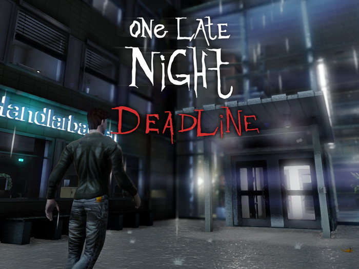 Foto Produk Cd Game One Late Night Deadline dari Bodo Amat