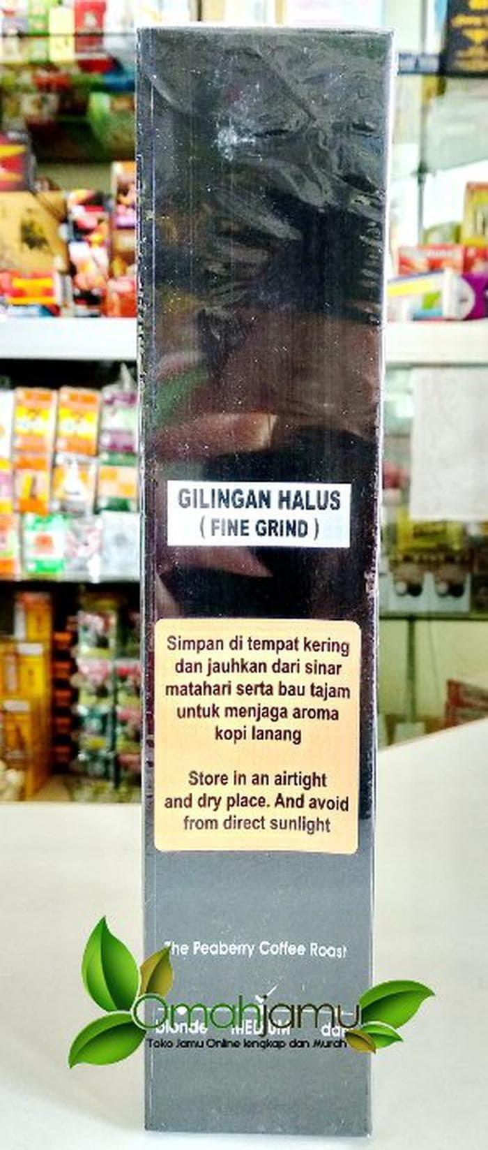 Jual PREMIUM KOPI AWAN ROBUSTA LANANG Jakarta Timur Store Fendi