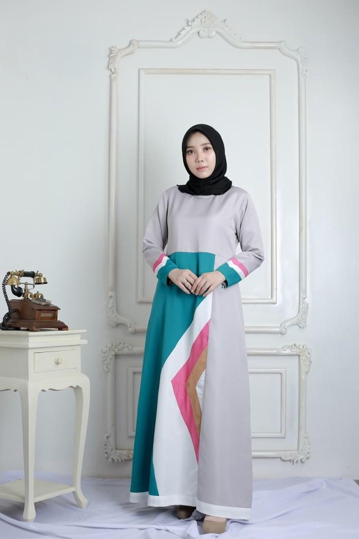Abaya Komb By Fizana Casual - Blanja.com