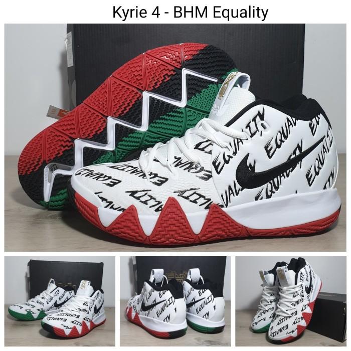 sports shoes 6a9ba 4f179 Jual Sepatu Basket Nike Kyrie 4 BHM Equality - Jakarta Utara - PromiseStore  | Tokopedia