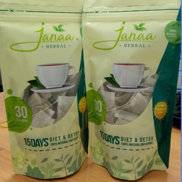 Jual Teh Janaa Original Harga Rp 73 000