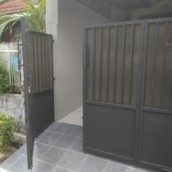 Jual Pagar Besi Rumah Minimalis Kota Tangerang Selatan King