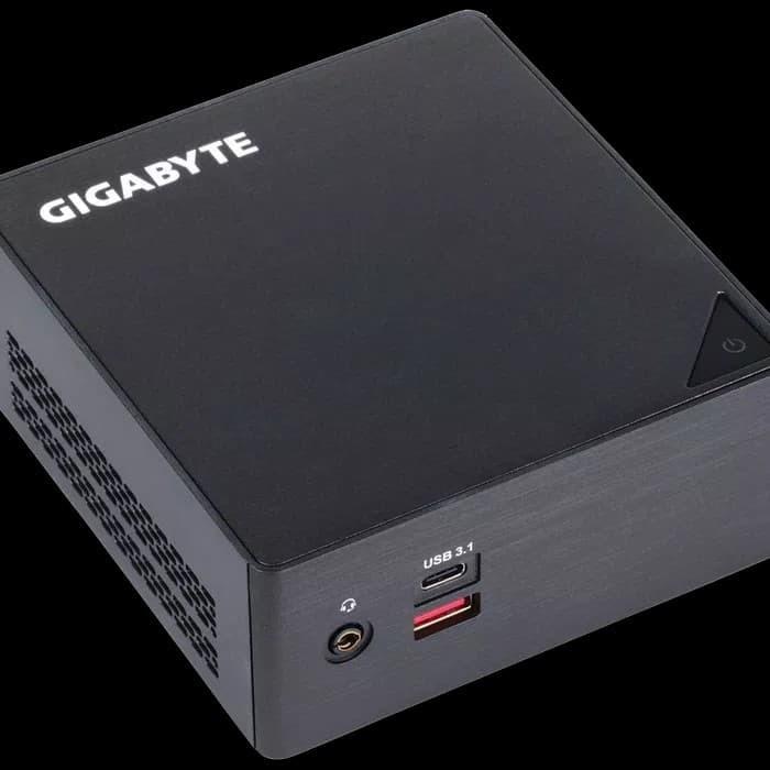 Jual MINI PC GIGABYTE BRIX GB-BSi5HA-6200||CORE i5-6200||RAM 8GB||SSD 120GB  - Macro Computer | Tokopedia