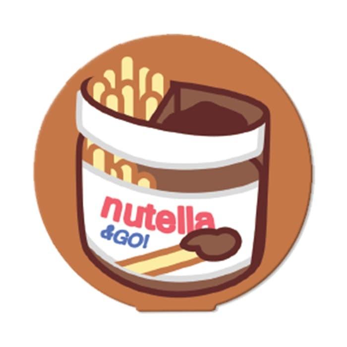 harga Nutella snack kingdom - ohstick antigravity sticker Tokopedia.com