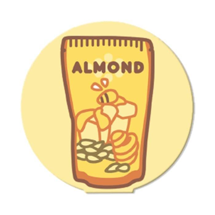 harga Almond snack kingdom - ohstick antigravity sticker Tokopedia.com