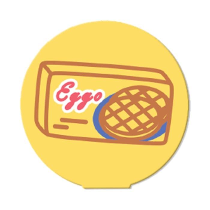 harga Eggo snack kingdom - ohstick antigravity sticker Tokopedia.com