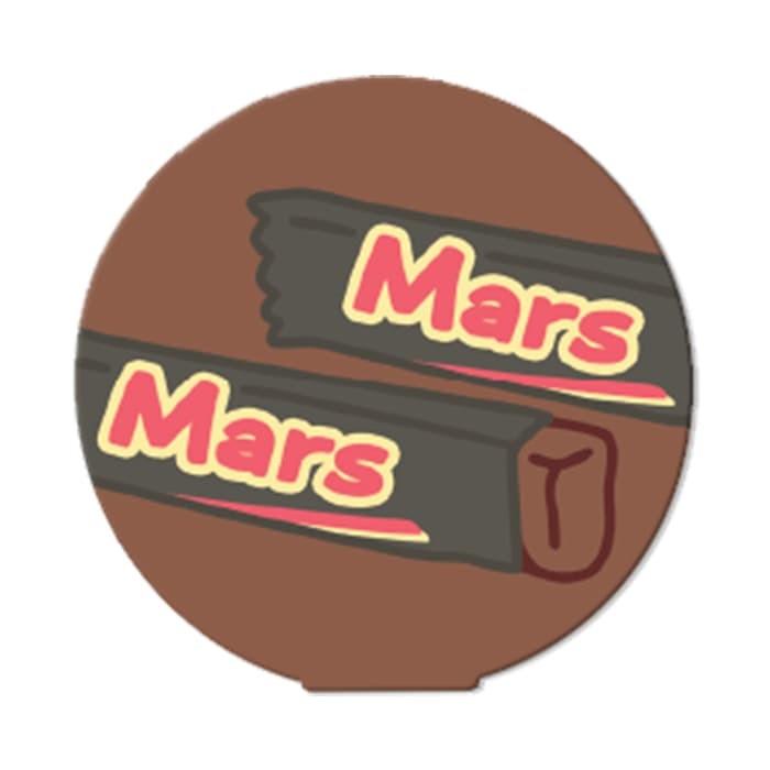 harga Mars snack kingdom - ohstick antigravity sticker Tokopedia.com