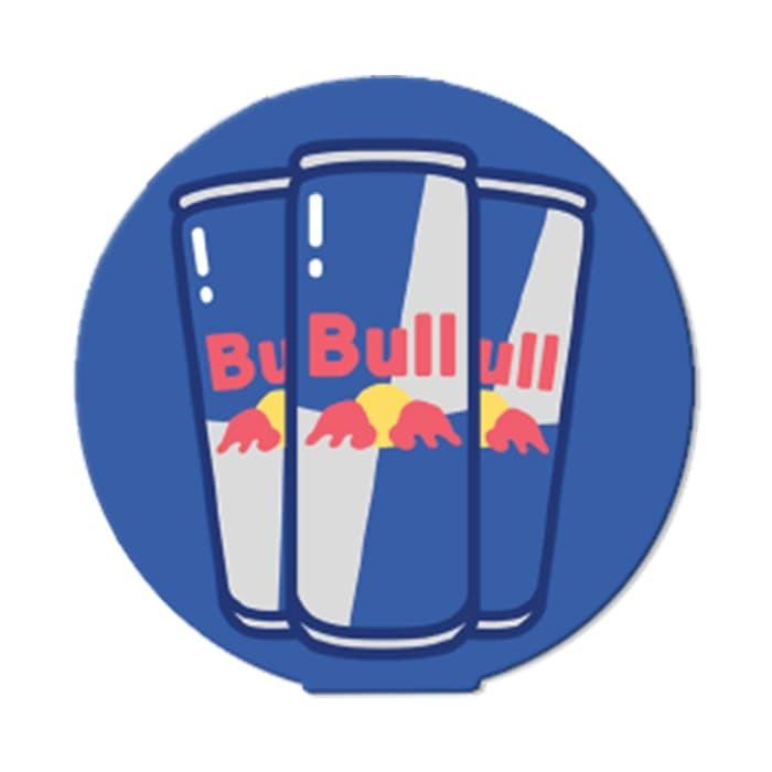 harga Bull snack kingdom - ohstick antigravity sticker Tokopedia.com