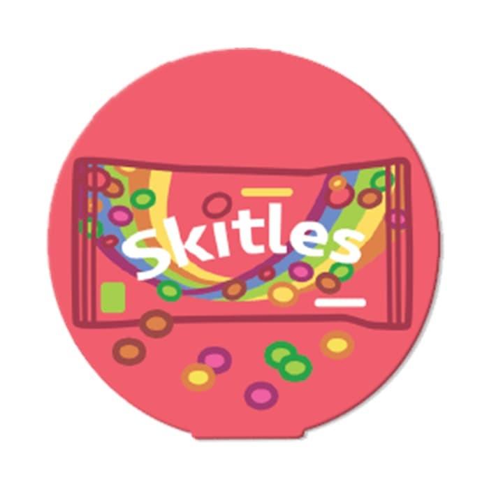harga Skitles snack kingdom - ohstick antigravity sticker Tokopedia.com