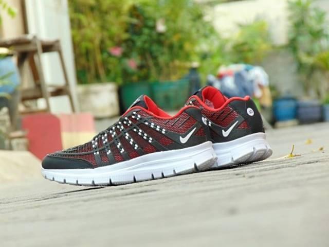 on sale 992aa fad07 Jual Sepatu Nike air max flyknit 3D skin abu hijau stabilo running grade -  Kota Bandung - Style_New | Tokopedia