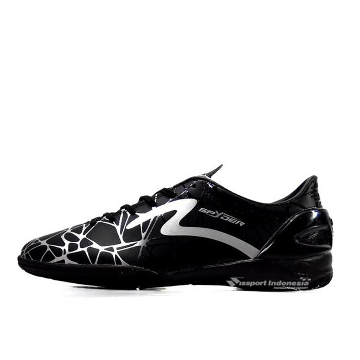 Jual Sepatu Futsal Specs Spyder In Original Murah Hitam 40