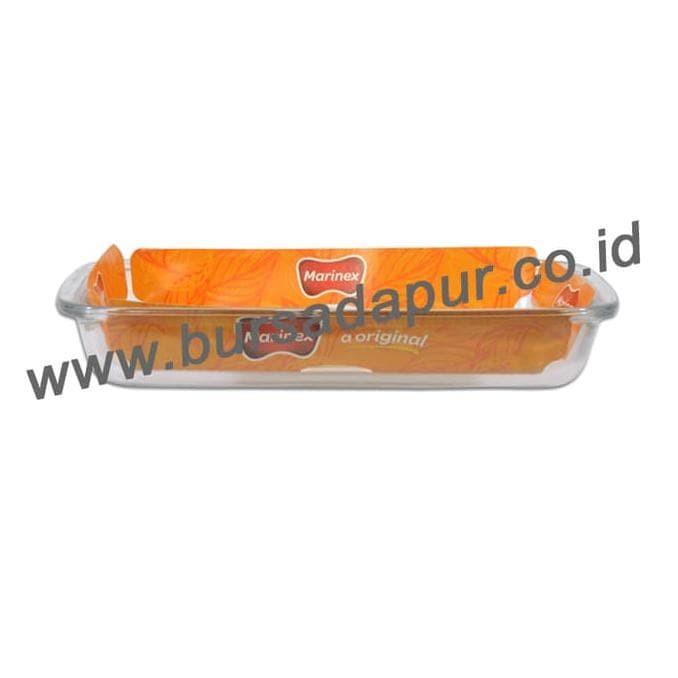 new and good item Bursa Dapur Marinex Loyang Persegi 346 x 207 x 52 mm