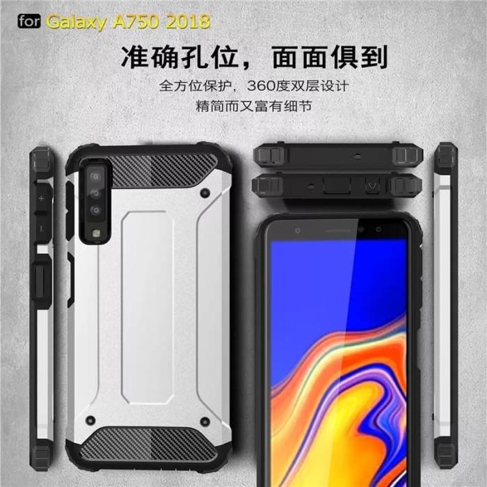 harga Samsung galaxy a7 2018 a750 case spigen tech armor soft carbon elegant Tokopedia.com