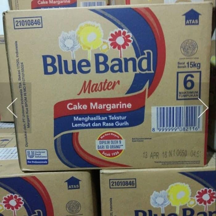 Info Blue Band 15 Kg Travelbon.com