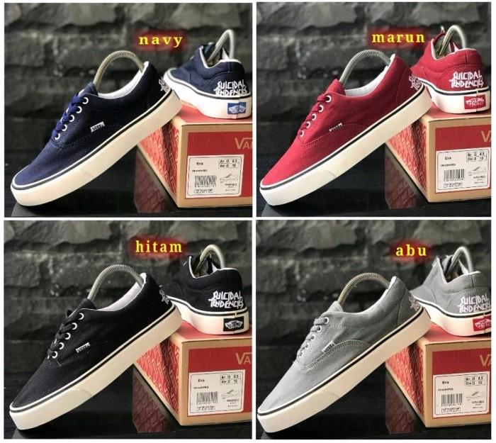 364b47809d Sepatu Vans Suicidal Old skool authentic Golfwang Skate Sneakers Cas