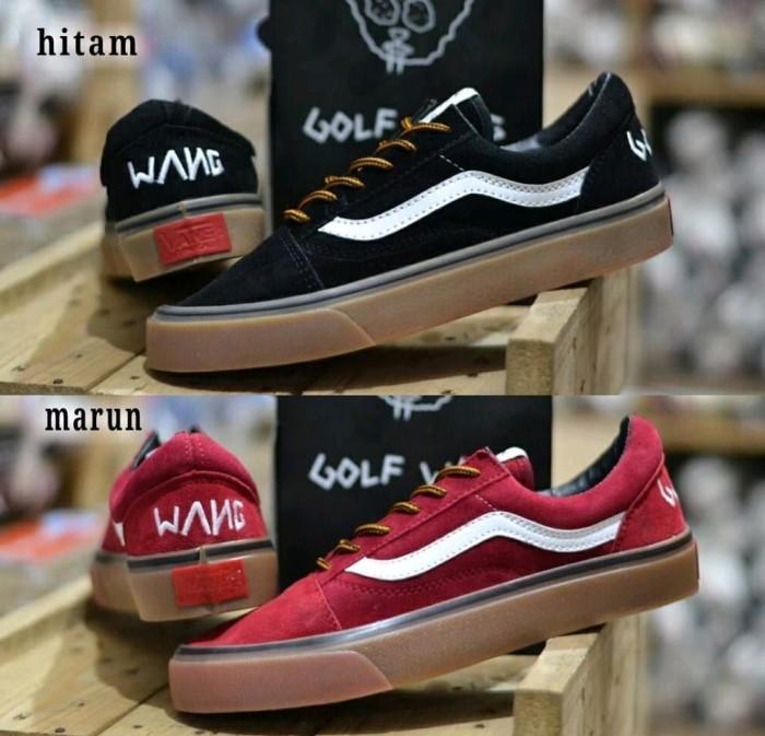 c7ba09db01 Jual Sepatu Vans Golfwang Skate Sneakers Casual - Wanpish Gallery ...