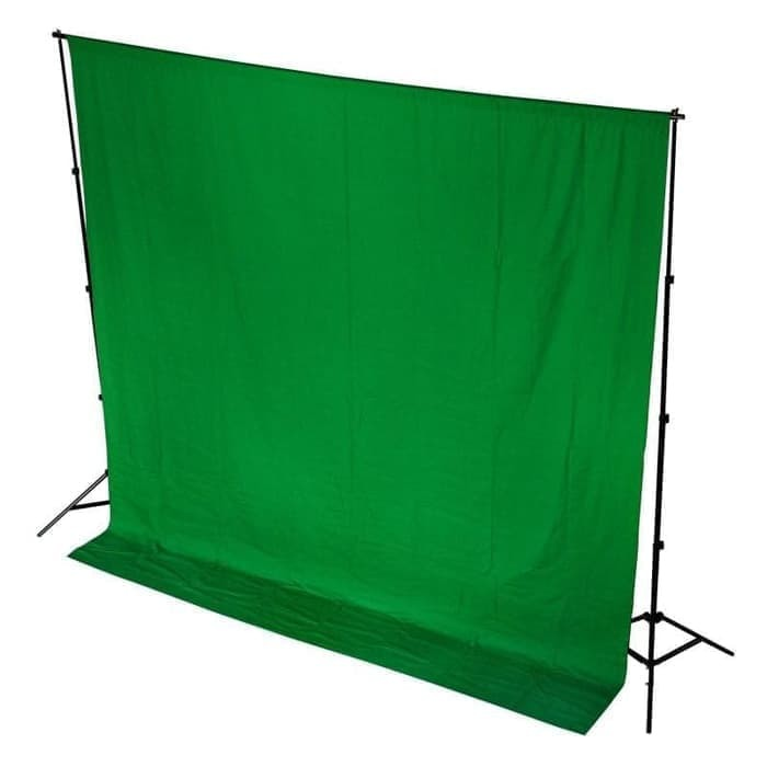 Jual Kain background latar foto video green screen ...