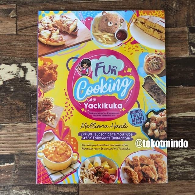 harga Fun cooking with yackikuka (melliana hardi) Tokopedia.com