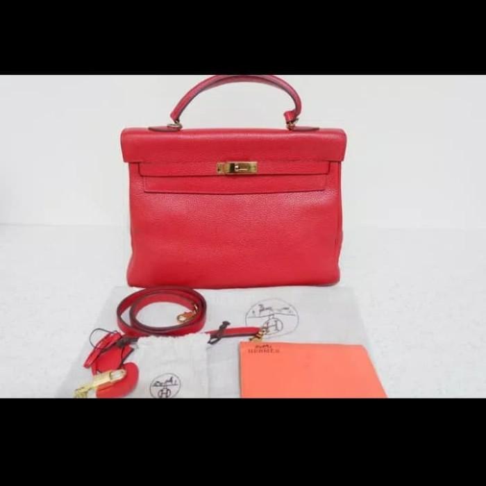Jual Tas Preloved Hermes Kelly Mirror Original Kulit - Nindia Shop19 ... 1f78653bf1