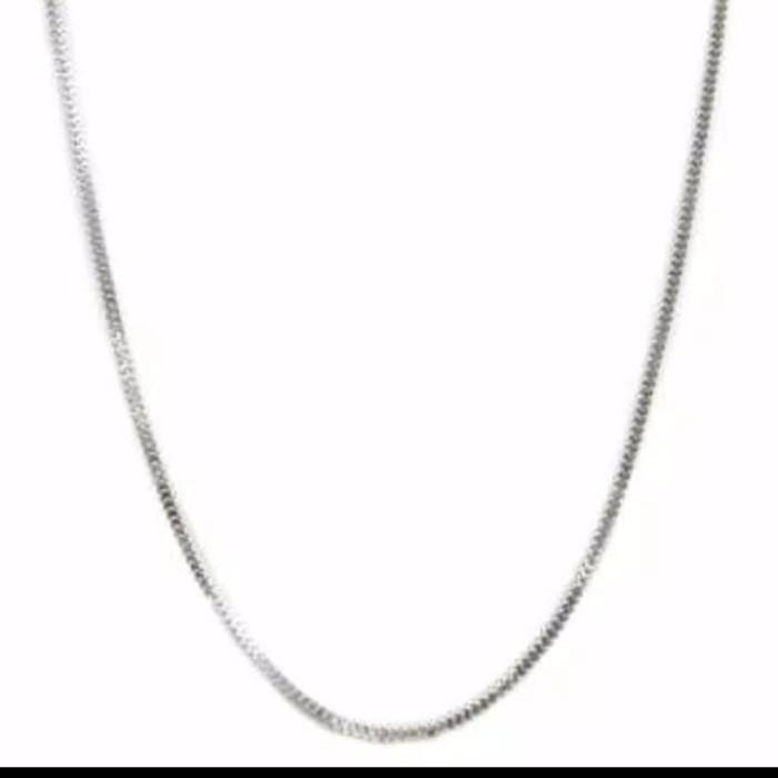 Jual Kalung Emas Putih Pria Kota Tasikmalaya Suci Shop1 Tokopedia