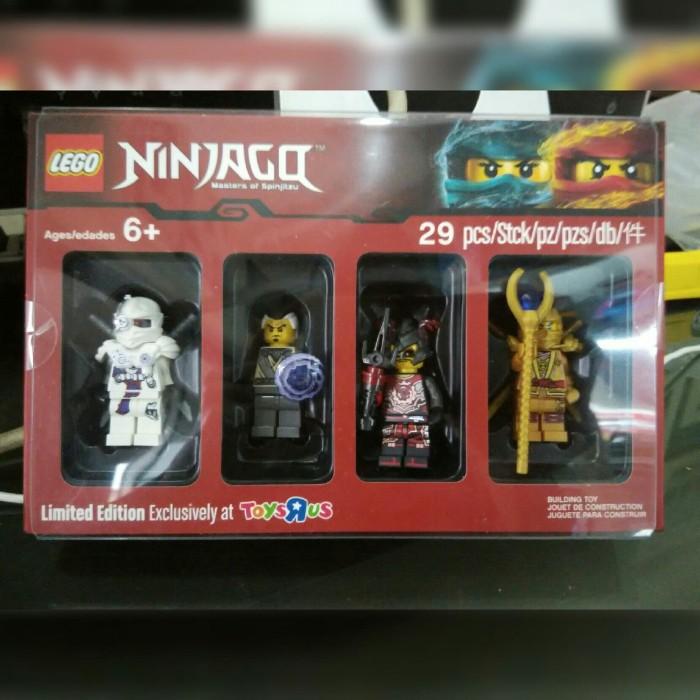 Jual Lego Ninjago Mini Figure Toy R Us Exclusive Speelgoed Tokopedia