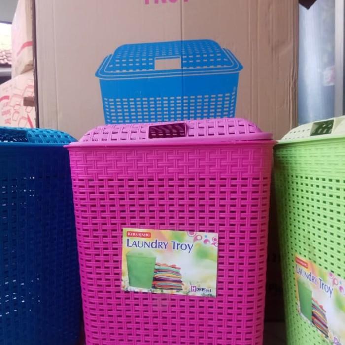 laundry bag    keranjang baju kotor serbaguna -
