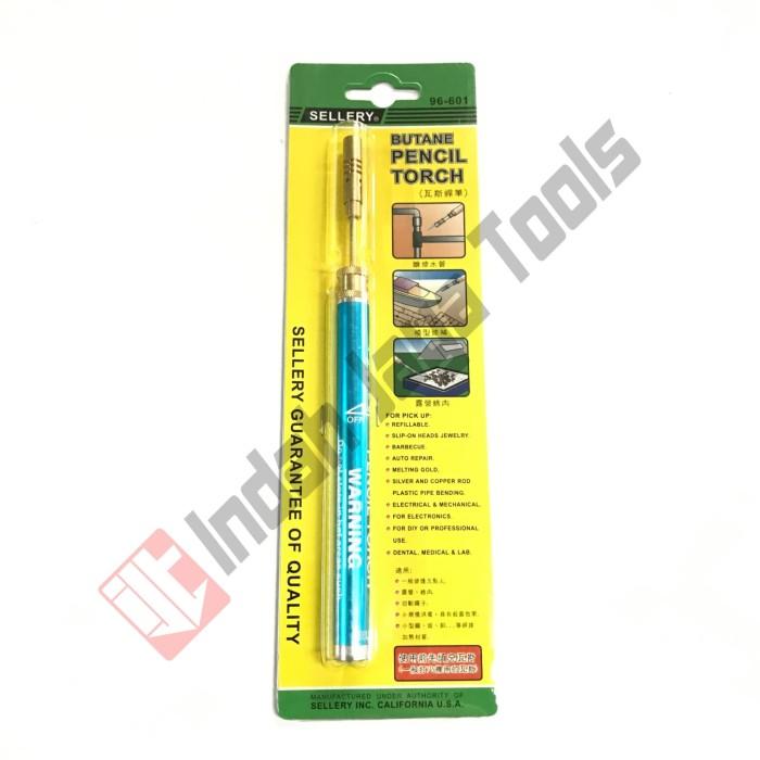 Jual SELLERY Butane Pencil Torch - Solder Korek Api Bara ...