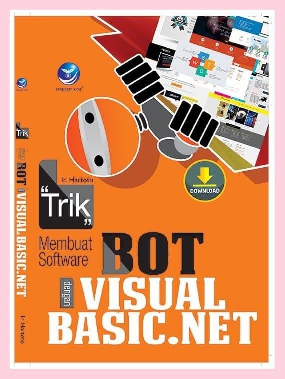 harga Trik membuat software bot dengan visual basic.net Tokopedia.com
