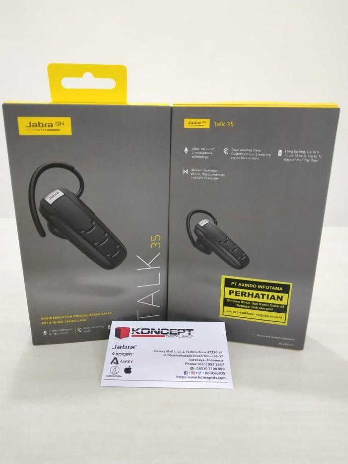 Foto Produk Headset Bluetooth Jabra Talk 35 Wireless Earphone Handsfree dari KonCept DS
