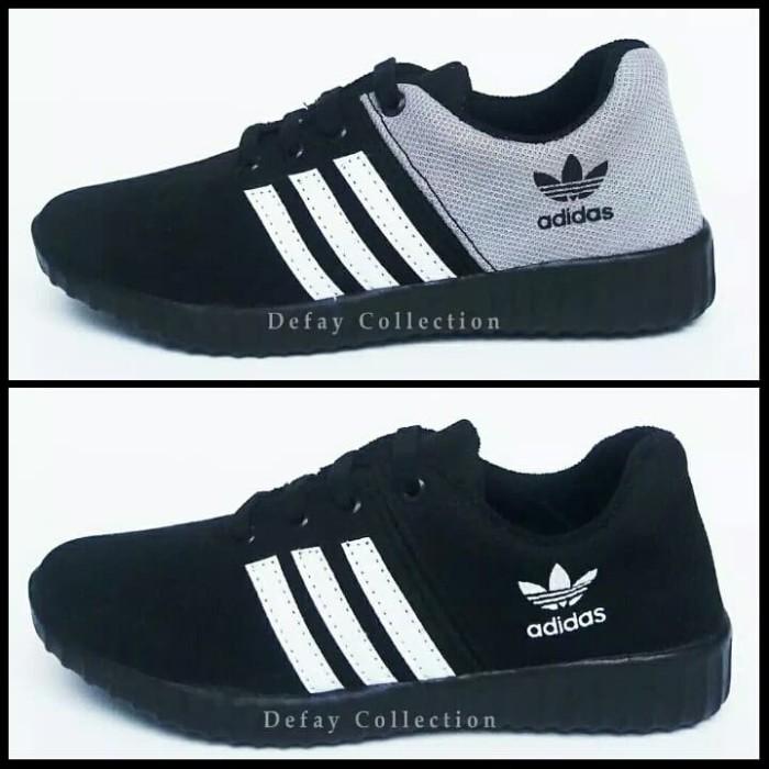 harga Sepatu kets adidas rep pria wanita sepatu sekolah anak laki perempuan Tokopedia.com