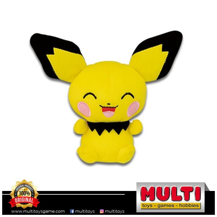 harga Pokemon sun & moon plush pichu a 0484242 Tokopedia.com