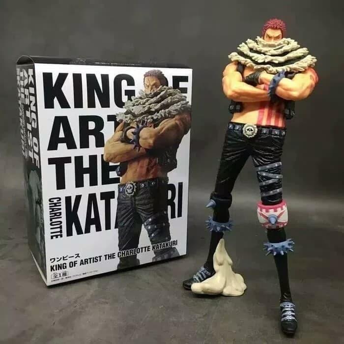 Jual Figure Katakuri Figure One Piece Figure Luffy Big Mom Cracker Yonkou Dki Jakarta Ks Collection Tokopedia