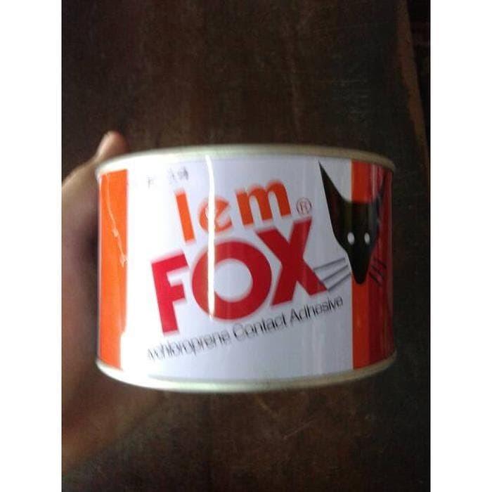 Jual Lem Fox Kuning 1/2 kg Berkualitas