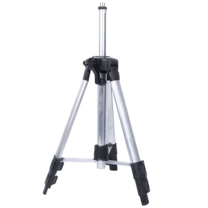 harga Tripod portabel kaki cagak 3 leveling laser tinggi max 1m baha Tokopedia.com