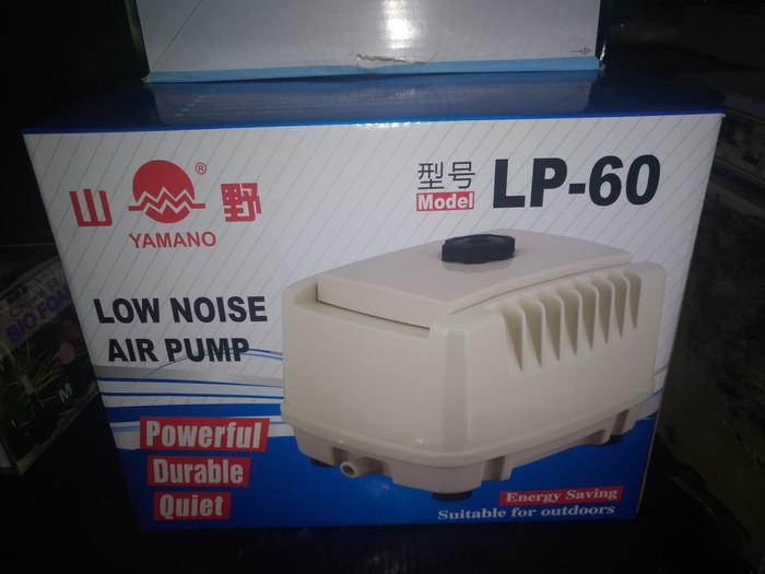 harga Airpump aerator hi blow yamano lp 60 Tokopedia.com