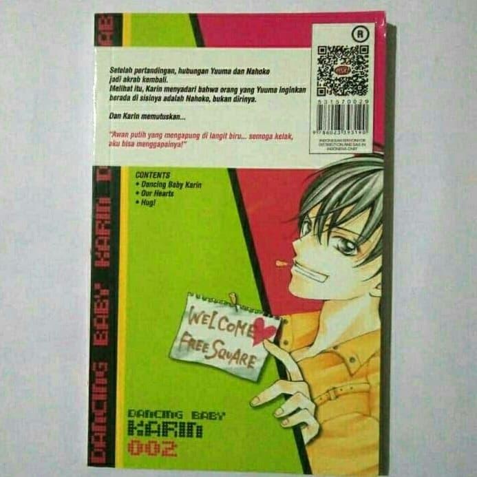 Jual KOMIK DANCING BABY KARIN VOL 2 - DKI Jakarta - Audy book store    Tokopedia
