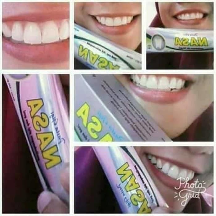 Jual Pasta Gigi Nasa Pembersih Gigi Dan Penghilang Karang Gigi