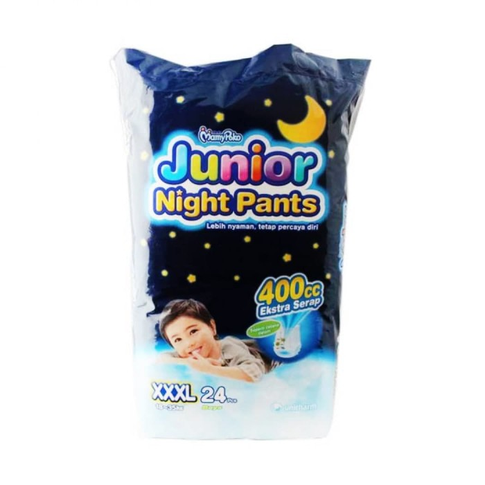 Junior night pants boys 24s xxxl