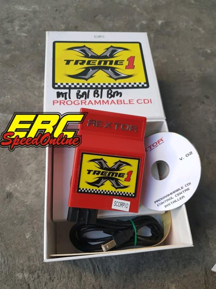 Jual CDI REXTOR XTREME 1 SCORPIO PROGRAMMABLE Berkualitas - DKI Jakarta -  putra56 | Tokopedia