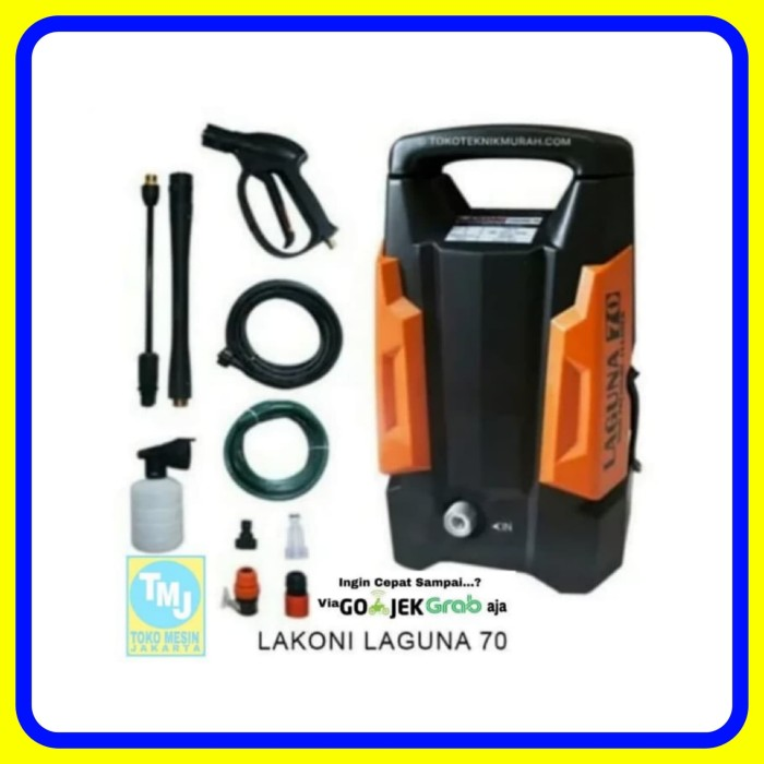 harga Mesin steam lakoni mesin cuci motor mobil jet cleaner lakoni laguna 70 Tokopedia.com