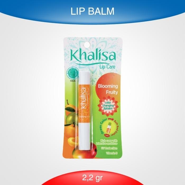 Foto Produk Khalisa Lip Balm Blooming Lips dari Rohto-Official-Store