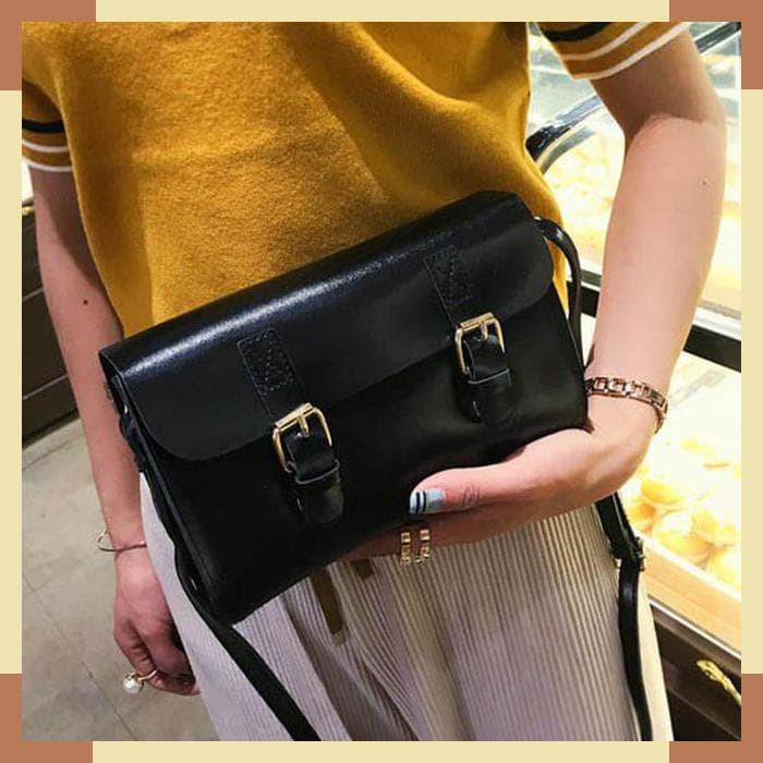 Auris Tas Selempang Wanita 253005 Merah Daftar Harga Terbaru Source · tas selempang wanita sling bag